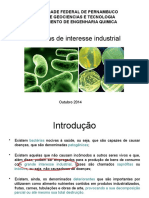 aula 5 Bacterias de interesse industrial