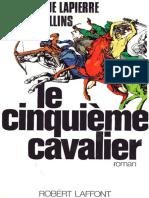 Larry Collins, Dominique Lapierre - Le Cinquième Cavalier (1)