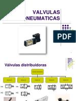 Valvulas electroneumaticas