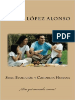 Sexo, Evolucion y Conducta Huma - Diego Lopez Alonso