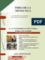 Historia de La Hermeneutica - Copia