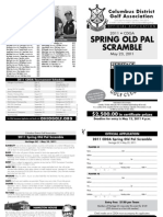 20140F CDGA Spring Old Pal Ap