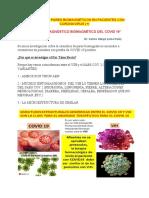 HACIA UN DIAGNÓSTICO BIOMAGNETICO DEL COVID 19