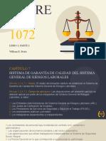 Decreto 1072 Libro II Parte II - Multas