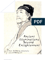 Ancient Illuminations Beyond Enlightenment
