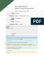 DD090 Examen Final Etica Empresarial y Responsabilidad Social