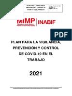 PLAN PARA LA VIGILANCIA  PREVENCION Y CONTROL DE COVID-19 EN EL TRABAJO-VERSION 3.pdf