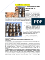 BROCHURE OEUFS DE CAILLES