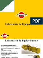 Multitac Lubricación de equipo pesado