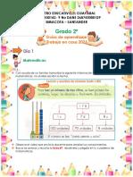 guias de aprendizaje grado 2