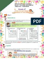 guias de aprendizaje grado 4