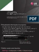 Guia do usuário - Smart TV LG