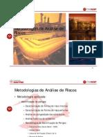 Analise de Riscos - RCaldeira