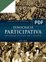 Democracia Participativa Lula PDF