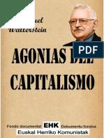 Wallerstein, Immanuel-Agonías del capitalismo