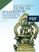 Bouchart d'Orval, Jean - Reflets de La Splendeur_ Le Shivaïsme Tantrique Du Cachemire (2009, Almora) - Libgen.lc