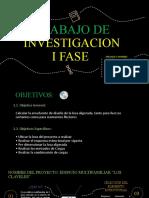 TRABAJO DE INVESTIGACION I FASE resistencia 1-3