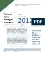 Economia Nuovo Paradigma 8 Ediz 2013 New