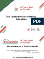ECDF III Cohorte
