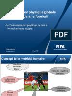 Préparation physique intégrée (globale) FIFA