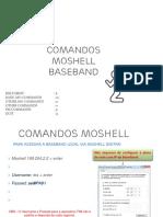 Comandos Moshell BaseBand