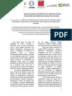 Nota técnica sobre pandemia no Paraná