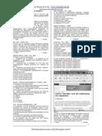 Material Complementar Informática - Aula 03 (17.05.2011) - Questões_Segurança Da Informação