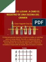 Registro de Escena Del Crimen