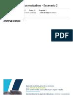Actividad de puntos evaluables - Escenario 2_ PRIMER BLOQUE-TEORICO - PRACTICO_AUDITORIA OPERATIVA-[GRUPO B03]