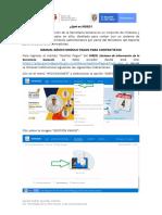 MANUAL BÁSICO MODULO siseg PAGOS PARA CONTRATISTAS V2.0