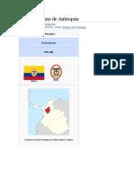 Estado Soberano de Antioquia