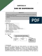 Medidas de Dispersion - Curtosis y Asimetria.