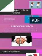 Grupo 4- Suspension Perfecta