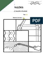 Alfa Laval Manual de Instruções Trocador de Calor M10 MFO_Serie_30.112.89.975_Ano2010