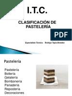 Power Pastelería 2013 1