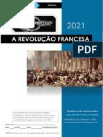 A Revolução Francesa 2º Anos Do Ensino Médio - Mês de Maio Com Nome de Aluno