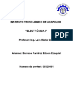 Semiconductores (ELECTRÓNICA I)