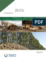 Informe Forestal - Abril 2021