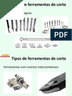 PCU- Processos de Conformação e Usinagem - Material de apoio