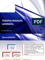 Clase 6.- Terapia manual laringea