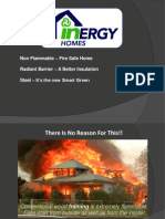 The Future Of Green Home Building - The Ultimate Energy Efficient Home