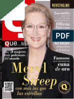 Revista Q Que... México, Edición 162