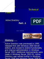 Active Directory Part 1