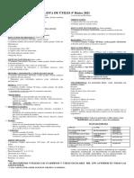 Lista de Utiles 4º Basico