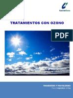Folleto - Informe Desinfectar Panaderías y Pastelerías