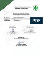 Pelat SDM PKM Karanglewas
