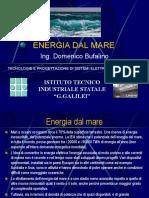 12 - Energia Dal Mare