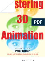 Mastering 3D Animation