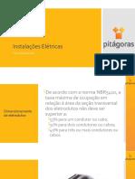 05.2 Instalações Elétricas - Dimensionamento Eletroduto.pptx