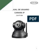 Manual de Configuracion de Camara Ip
